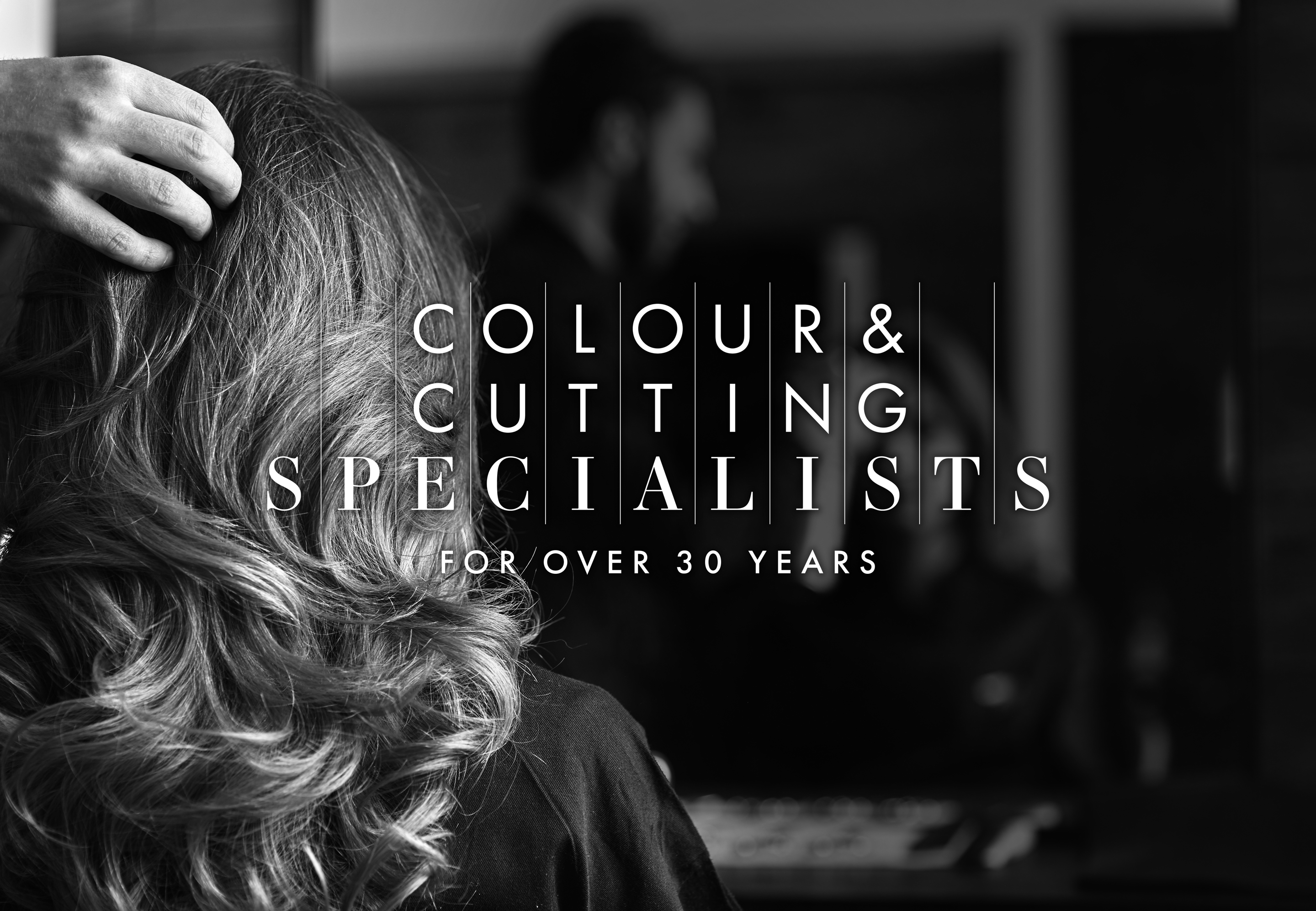 Colour and Cutting Specialists at The Head Gardener hair salon, Inverness